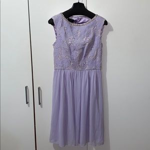 Ted Baker Lavender Dress